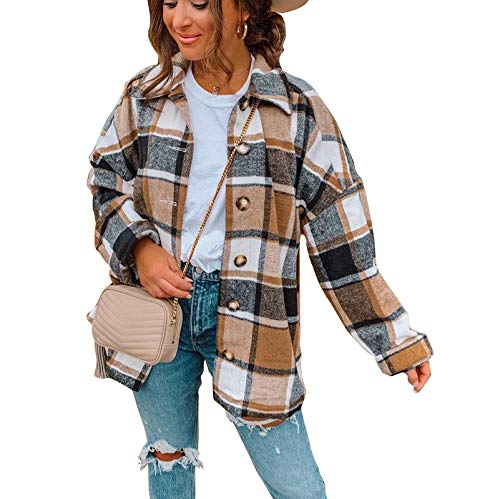 Zara Plaid Jacket