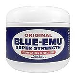 Blue-Emu Original Super Strength Topical Cream - Buy Packs and SAVE (Pack of 2)