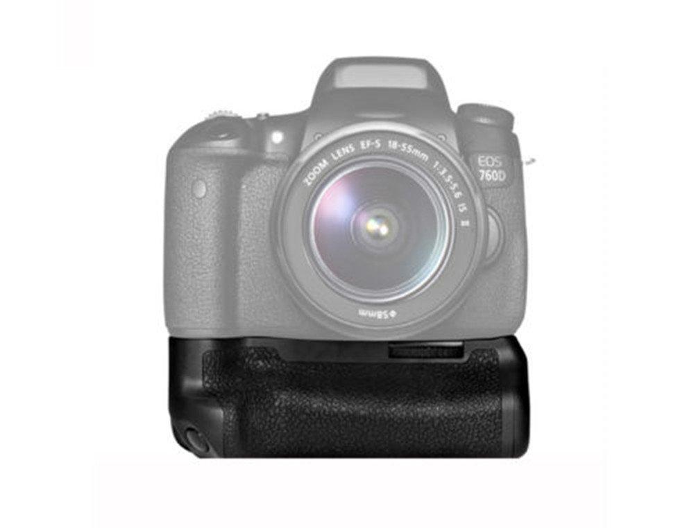 Empuñadura de batería para Canon EOS 750d 760d Rebel T6i T6S, Kiss ...