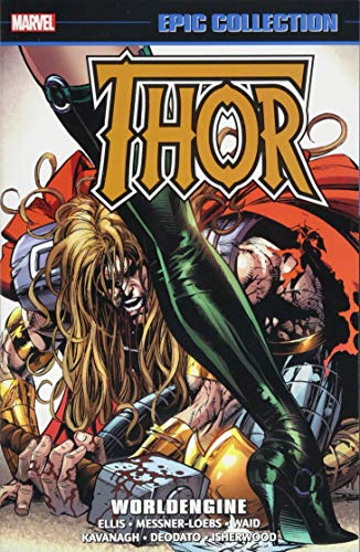 Thor Epic Collection: Worldengine (Epic Collection: Thor)