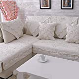 Home Creative ComfortableAnti-Slip Sofa Cover, Cotton Slipcover Sofa, Couch Covers, Furniture Protector,