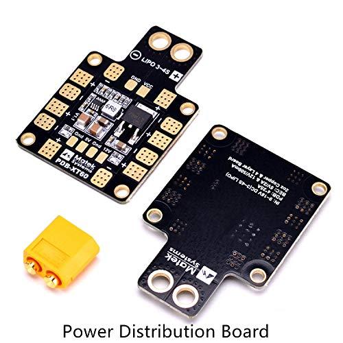 RUIZHI Tarjeta de distribución de energía FPV Drone PDB-