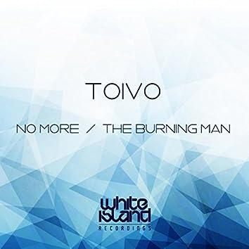 No More / The Burning Man