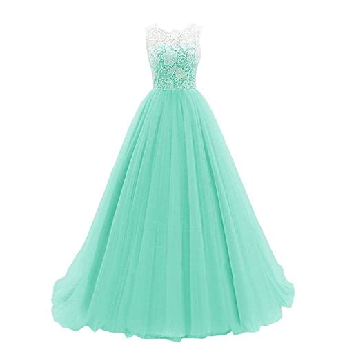 ed6f9f76991a7 KekeHouse® A-line Wedding Bridesmaid Dress Mother and Daughter Dress  Sweetheart Flower Girl Long