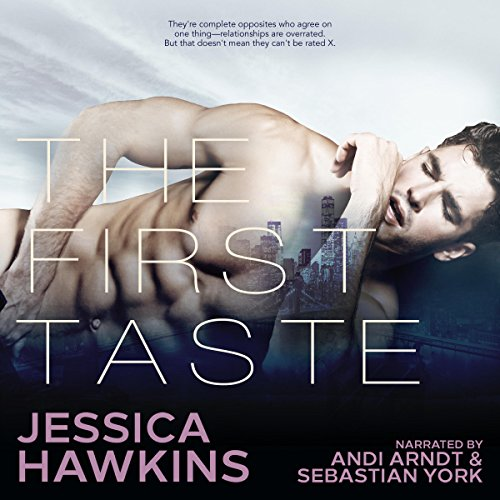 The First Taste audiobook cover art