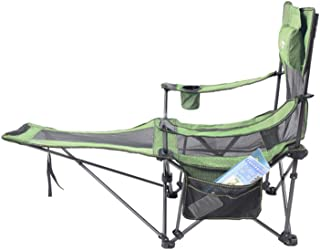 Camping Bed Reclining Chair Folding Lounge Chairs Lunch Break Chair Outdoor Folding Chair Portable Ultra-Light Fishing Chair Beach