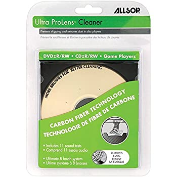 Allsop Ultra ProLens Cleaner for DVD CD Drives and Game Players  23321   iphone  apple