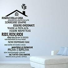 Adesivi Murali Cucina Ikea.Scritte Adesive Per Pareti Ikea