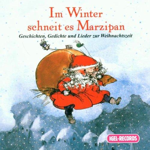 Im Winter Schneit Es Marzipan