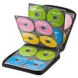サンワサプライ メディアケース Blu-ray対応 セミハード BD/DVD/CD 160枚収納 ブラック FCD-WLBD160BK