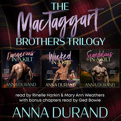 The MacTaggart Brothers Trilogy cover art
