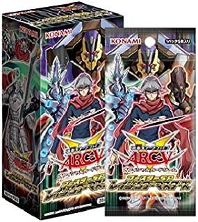 Konami Yu-Gi-Oh arc Five OCG Booster SP Raging Masters (Provisional) Box