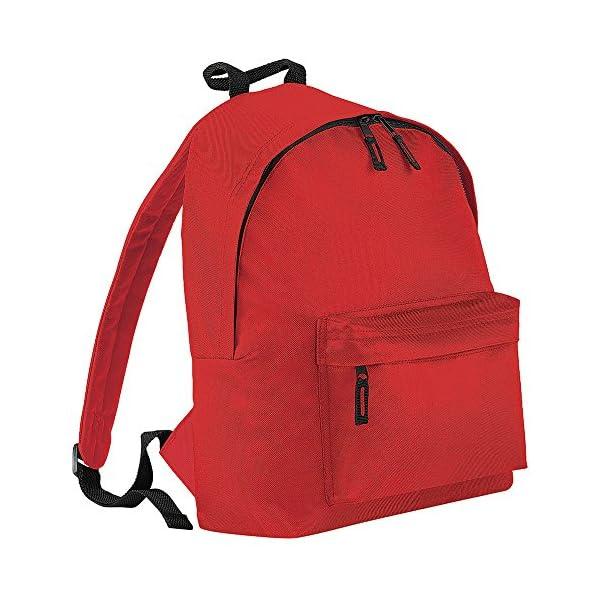 5182UWstVFL. SS600  - BagBase - Mochila modelo Fashion (18 litros) (Paquete de 2)