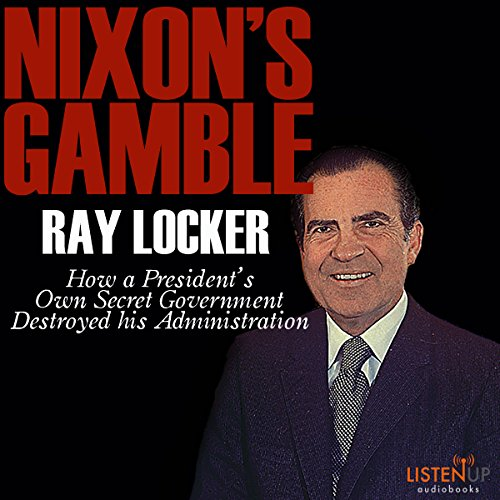 Nixon's Gamble cover art