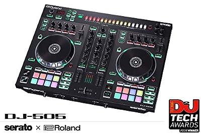 Roland DJ Controller, DJ-505 (DJ-505) by ROLAND