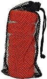 Proguard Street Hockey Puck 6 Pack | Soft Vinyl Floor Pucks 1.9oz | Perfect for Indoor or Outdoor Play, Orange