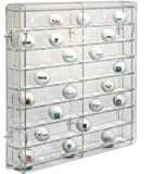Sora Acrylic Golf Ball Display Case with...