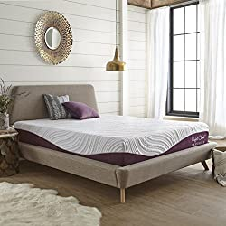 Perfect Cloud Lavender Bliss 10-Inch Memory Foam Mattress