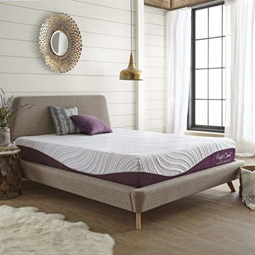 Perfect Cloud Lavender Bliss 10-inch Memory Foam Mattress (Twin)