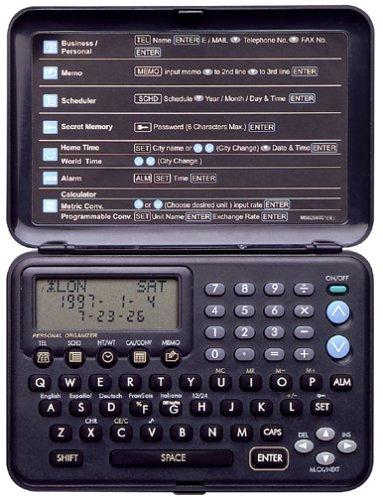 SPECTRA EPB-340 34K Memory Databank in Folding Case
