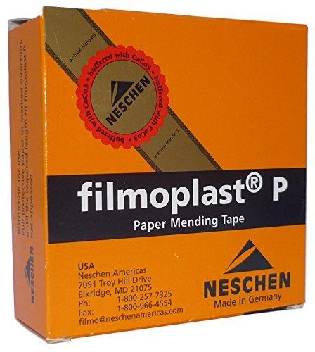 Neschen Filmoplast P Clear Mending Tape 1