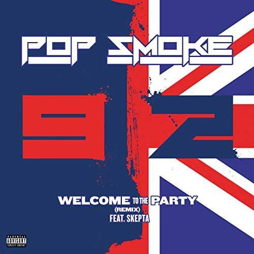 Pop Smoke feat. スケプタ