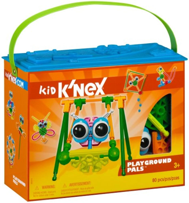 Knex 85315 Kid Knex Playground Pals - Konstruktionsspielzeug