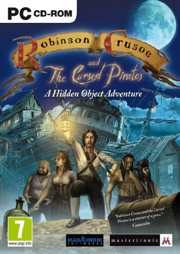 Robinson Crusoe and The Cursed Pirates (PC DVD) Importación