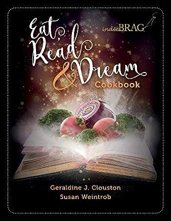 indieBRAG Eat, Read & Dream Cookbook