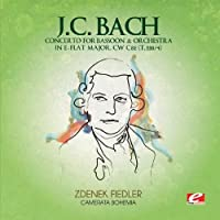 J.C. Bach: Concerto for Bassoon & Orchestra in E-Flat Major, CW C82 (T. 288/4) (Digitally Remastered) by Johann Christian Bach (2013-06-28)