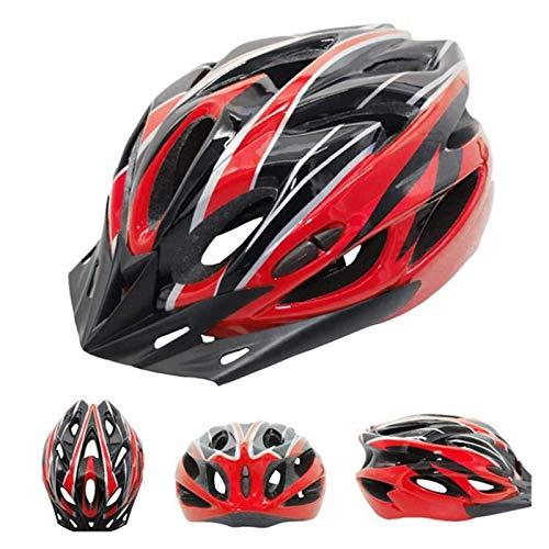 Bluetooth earphone Casco De Ciclismo Camino Ultraligero Y Bicicleta De Montaña Bicicleta Integrada Masculina Y Femenina Sombrero Casco De ala Casco para Deporte Hombre Urbano Hombres Mujeres