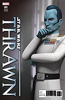 STAR WARS THRAWN #1 INCENTIVE ANIMATION VARIANT COVER