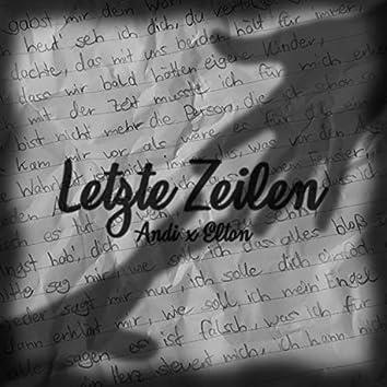 Letzte Zeilen (feat. Elton)