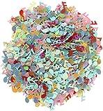 jouet LF- Colorful Music Toy Note Saupoudrez Tableau Scatter Bricolage Artisanat for Party Accessoires Apprendre
