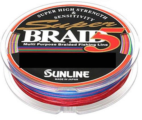 Sunline P.E Line Super Braid 5 Multi Purpose 150m P.E 1.2 (4244)
