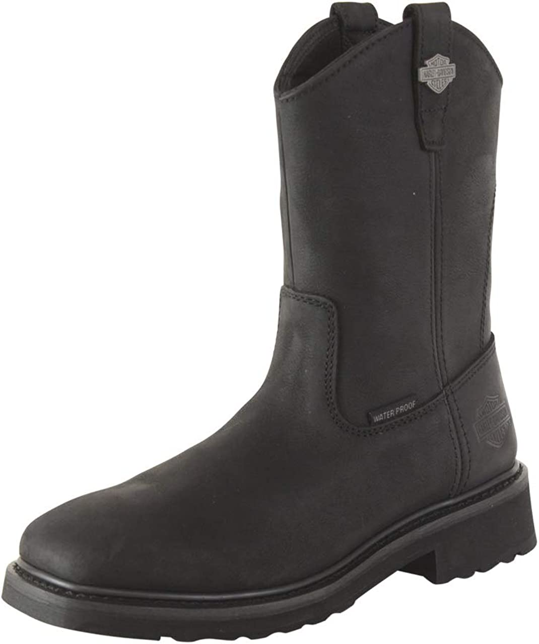 HARLEY-DAVIDSON FOOTWEAR Men's Boot Western Max 84% OFF Altman Our shop OFFers the best service