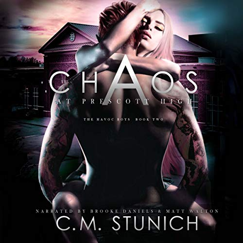 Chaos at Prescott High cover art