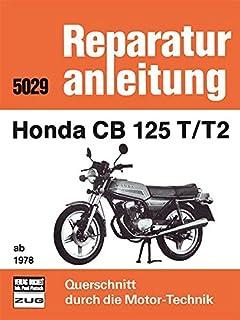 Suchergebnis Auf Für Honda Cb 125 Motorräder Ersatzteile Zubehör Auto Motorrad