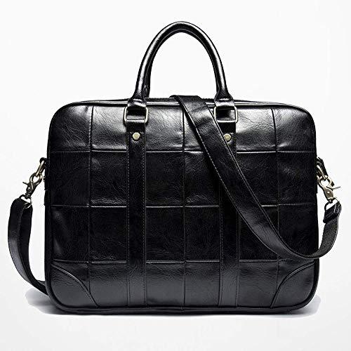 HEMFV Bolso satchel vintage hecho a mano Bolsos de mensajero de cuero hechos a mano for hombres, mujeres, hombres, maletín, bolso for computadora portátil, mejor hombro for computadora, bolso for escu