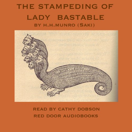 The Stampeding of Lady Bastable audiobook cover art