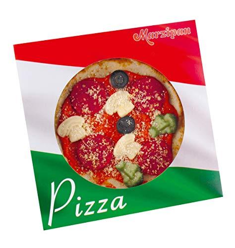 Odenwälder Marzipan \' Pizza in Geschenkpackung \' 200 g
