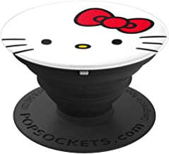 Hello Kitty Open Face PopSockets Stand for Smartphones and Tablets - PopSockets Grip and Stand for Phones and Tablets