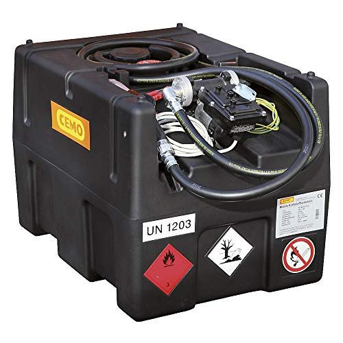 KS Mobile Easy Benzinfüllsystem,mit 12V Elektrischer Pumpe, 40 l/min, ATEX, Automatik Pumppistole
