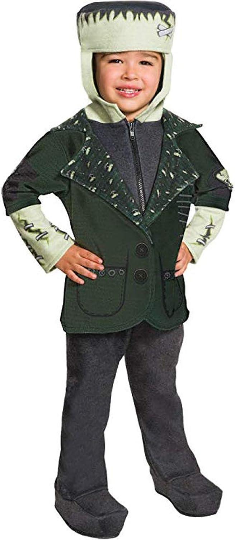 Universal Monsters Frankenstein Toddler Costume, 34T