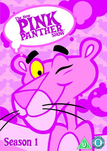 The New Pink Panther Show - Vol. 1