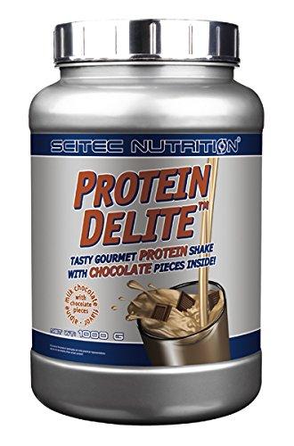Scitec Nutrition Protein Delite, 1000 grammi, Cioccolato