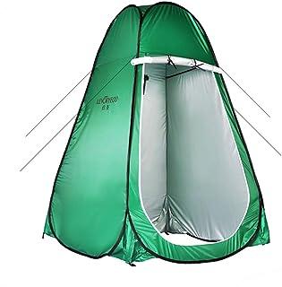 120x120x190CM // 150X150X190CM /étanche abri de pluie tente de douche avec sac de transport vestiaire de camping en plein air tente de confidentialit/é instantan/ée pliable Grand pod portable