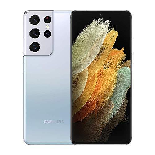 Samsung Galaxy S21 Ultra 5G - Phantom Argent - 128Go - Smart