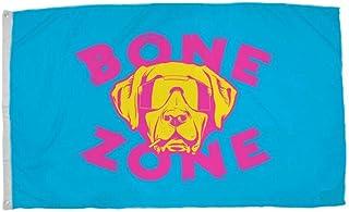 APFoo Bone Zone Flag Banner Size 3X5 Feet Man Cave Decor