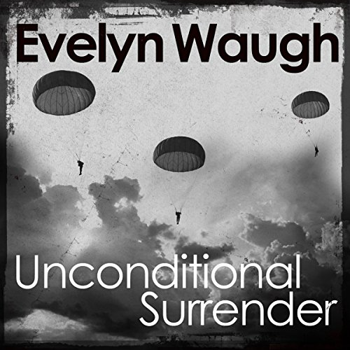 Unconditional Surrender audiobook cover art